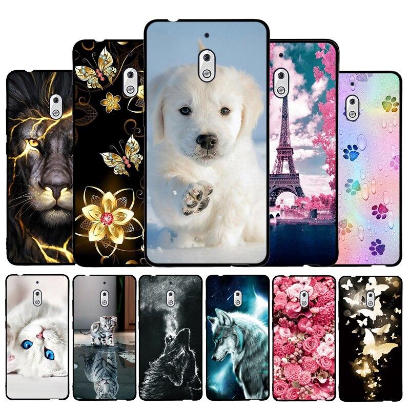 Voor Funda Nokia 2.1 3.1 7.1 8.1 Case Cover Voor Nokia 6.1 7.1 Plus Case Silicone Soft Tpu Back Cover voor Nokia X6 X7 Telefoon Gevallen