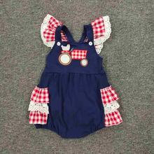 Baby Romper Boy Girl Clothes Boutique Rompers