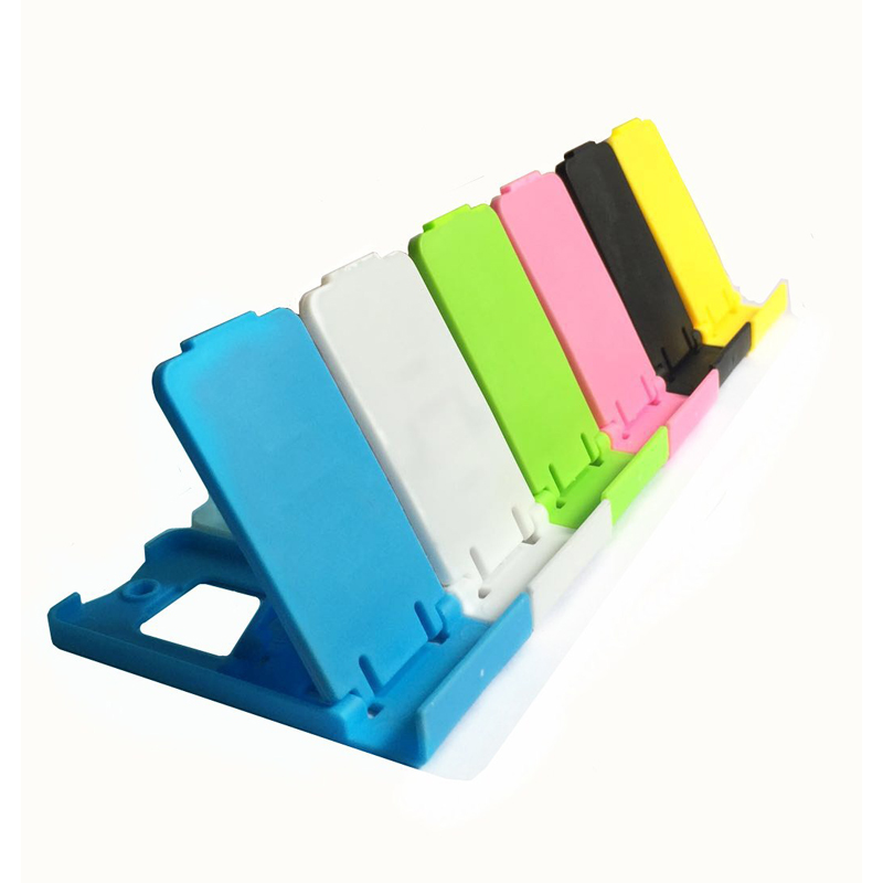 Portable Mini Mobile Phone Holder Foldable Desk Stand Holder 5 Degrees Adjustable Universal For IPhone Ipad Andorid Phone