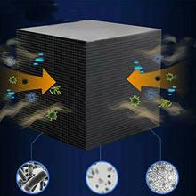 2019 najnowszy moda Eco woda akwariowa oczyszczacz Cube 100% oryginalny 50% OFF woda akwariowa czyszczenie filtr akwariowy