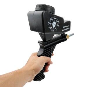 Image 5 - MIini Airbrush Anti rust Air brush Protection Air Spot Sand Blaster Gravity Type spray gun paint gun Sandblaster Spray tools