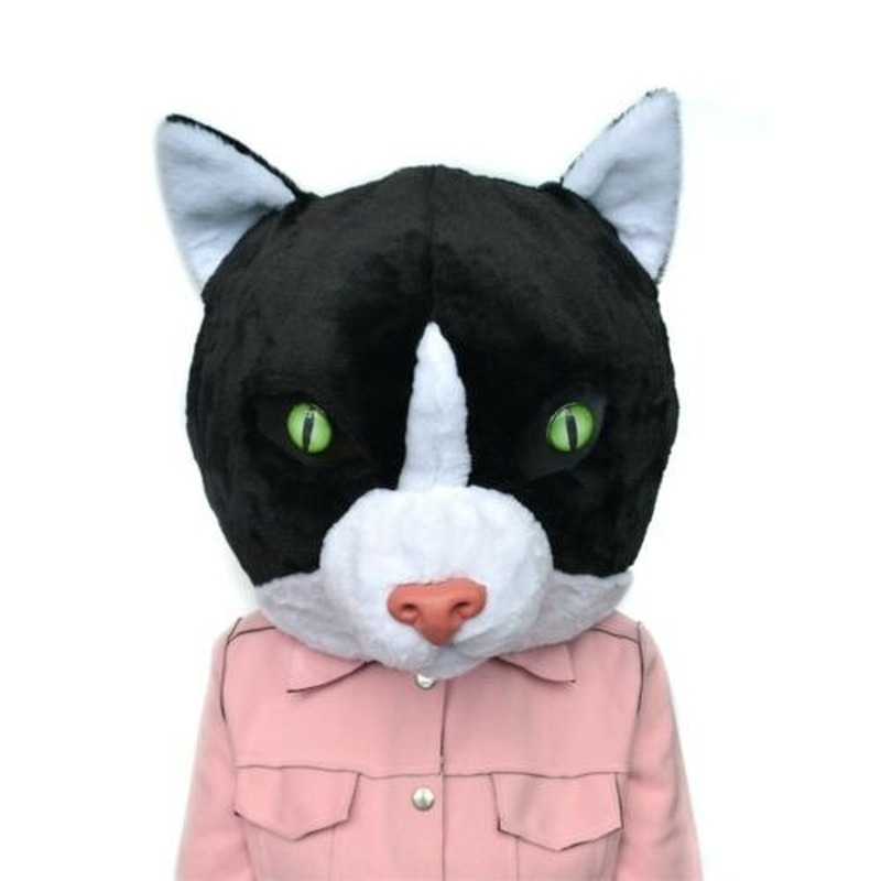 New Cat Mascot Costume Fursuit Party Fancy Dress Animal Cosplay Outfit Halloween New Unisex Christmas BIrthday Gift