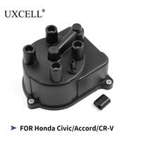 Uxcell 30102 P54 006 車点火システムディストリビュータキャップホンダシビック 1995 2000 アコード 1998 2002 のための CR V 1997 に 2001|cap cap|caps for carcap honda -