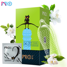 MIO Spike Condoms for Man G Spot Kondom Large Particle Big Dotted Delay Penis Sleeves Intimate Goods Sex Products Toys