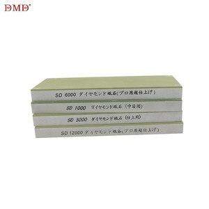 Image 1 - Piedra de afilar japonesa, 1000, 3000, 6000, 12000, grano profesional, resina de diamante, piedra de afilar, afilador de cuchillos, piedra de afilar h2