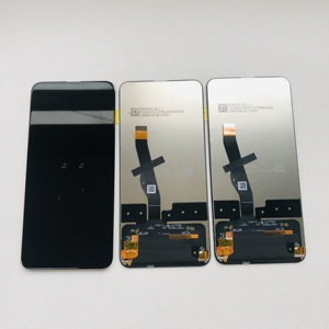 Image 5 - Original 6.59 For Huawei P Smart Z STK LX1 Honor 9X For huawei Y9 Prime 2019 LCD Display Touch Screen Digitizer Assembly parts