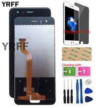 LCD Display For Huawei Honor 9 STF L09 STF AL10 STF AL00 STF TL10 Lcd Display Touch Screen Panel Digitizer Tools Protector Film