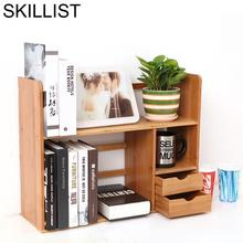 Estanteria Libro Bureau Meuble Camperas Decor Oficina Cabinet Mueble Estante Para Livro Retro Furniture Bookcase Book Case Rack