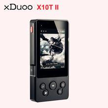 Профессиональный цифровой проигрыватель музыки xduoo x10t ii