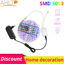 5M RGB 3535 IP67 DC12V Flexible LED Strip Color Variable Living Room Home Decoration Light Holiday Lighting TV Bar Car Neon Led