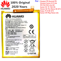 Батарея HB366481ECW для Huawei P9  батарея для Huawei P9  батарея для Huawei P9  батарея для Huawei G9 Lite  Honor 8  5C  для Huawei 5c  2020  3000 мА/ч  EVA-AL00  для Huawei G9 Lite  Honor 8  5C