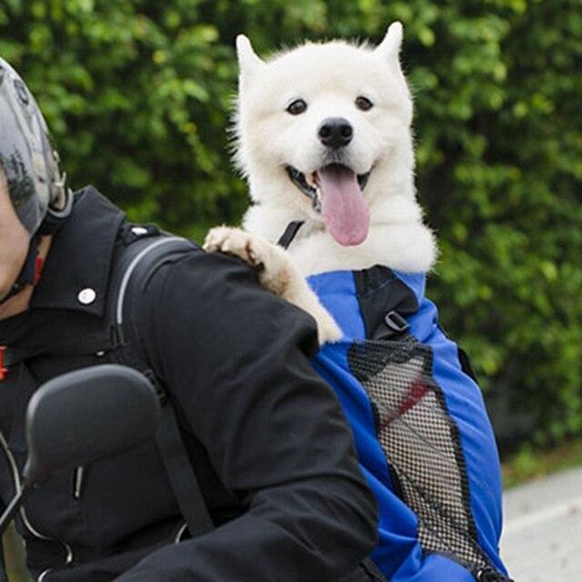 Large Dog Carrier Backpack 3