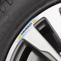 4 шт. Автомобильная наклейка-эмблема на колесо для Chevrolet Equinox Silverado Trailblazer Bolt Cruze Captiva Spark Tahoe Z71 Aveo SS аксессуары