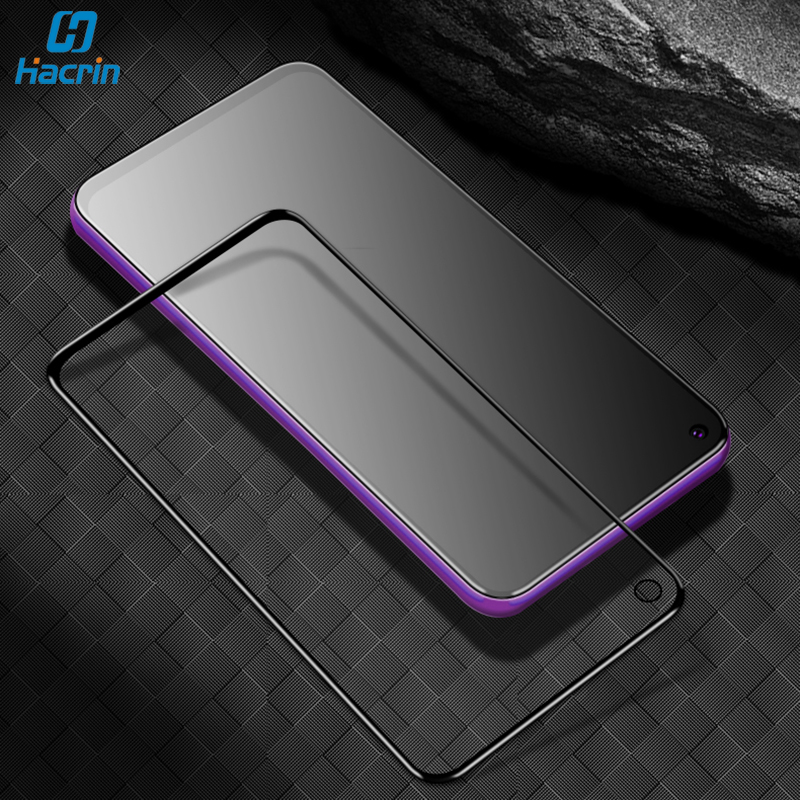 Hacrin For Huawei Nova 5T Tempered Glass HD Smooth Clear Anti-Scratch Glass Film For Huawei Nova 5T 5 T Screen Protector Film
