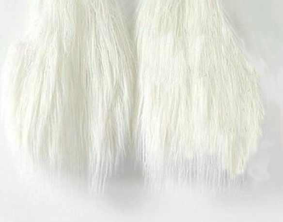 2020 Vetement invierno de piel de oveja de imitación abrigo mullido Sexy Chaleco de talla grande Lolita chaleco salvaje Delgado Chaleco de felpa chalecos AW200