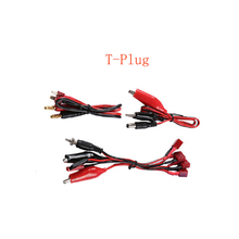 цена на 1Set Charger cable XT60 cables/T Plug cables/Tamiya cables for imax B6/B6AC balance charger