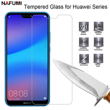 Tempered Glass Screen Protector for Huawei P20 Lite P10 Plus 9H HD Film Protective Glass on Huawei P8 P9 Lite 2017 P20 Pro Glass for huawei p20 lite hydrogel film for p9 p10 plus lite p20 lite pro nova 2 3 i plus p8 lite 2017 screen protector not glass
