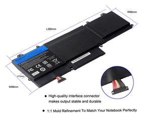 Image 4 - KingSener New C23 UX32 Laptop Battery for ASUS VivoBook U38N U38N C4004H ZenBook UX32 UX32V UX32A UX32VD 7.4V 6520mAh