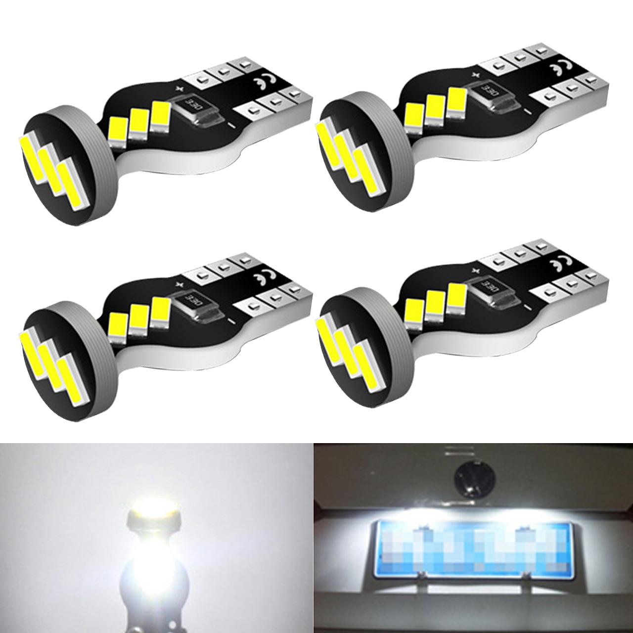 T10 W5W 168 194 LED Canbus ampoule pour Chevrolet Cruze Captiva Aveo Trax Lacetti voiture intérieur dôme lumière coffre lampe feux de stationnement