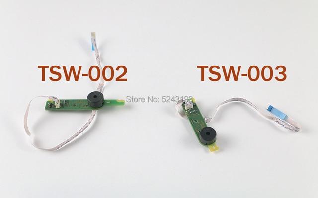 Оригинальная РЧ плата с переключателем включения/выключения питания и извлечением света с гибким кабелем