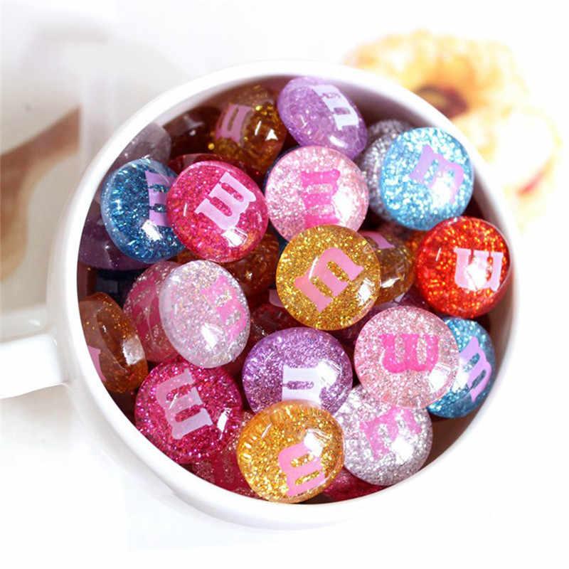 In miniatura Mini Frutta e Verdura Cucina giocattolo Resina Cibo Finto Mini M Bean Candy Ragazze Giocattolo per la Bambola Dei Bambini Dei Bambini giocattoli