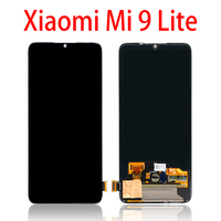 6.39Inch AMOLED For Xiaomi Mi 9 Lite LCD Display Touch Screen Replacement For Xiaomi Mi9 Lite Digitizer
