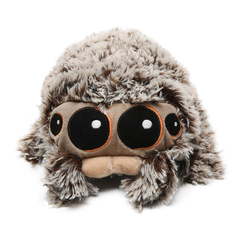 1ST Edition Lucas the Spider Plush Animal Soft Doll Toy Kids Gift