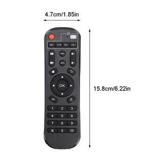 Image 5 - Télécommande universelle H96 pour ANdroid TV Box pour H96/H96 PRO/H96 PRO +/H96 MAX H2/H96 MAX PLUS/H96 MAX X2/X96 MINI/X96