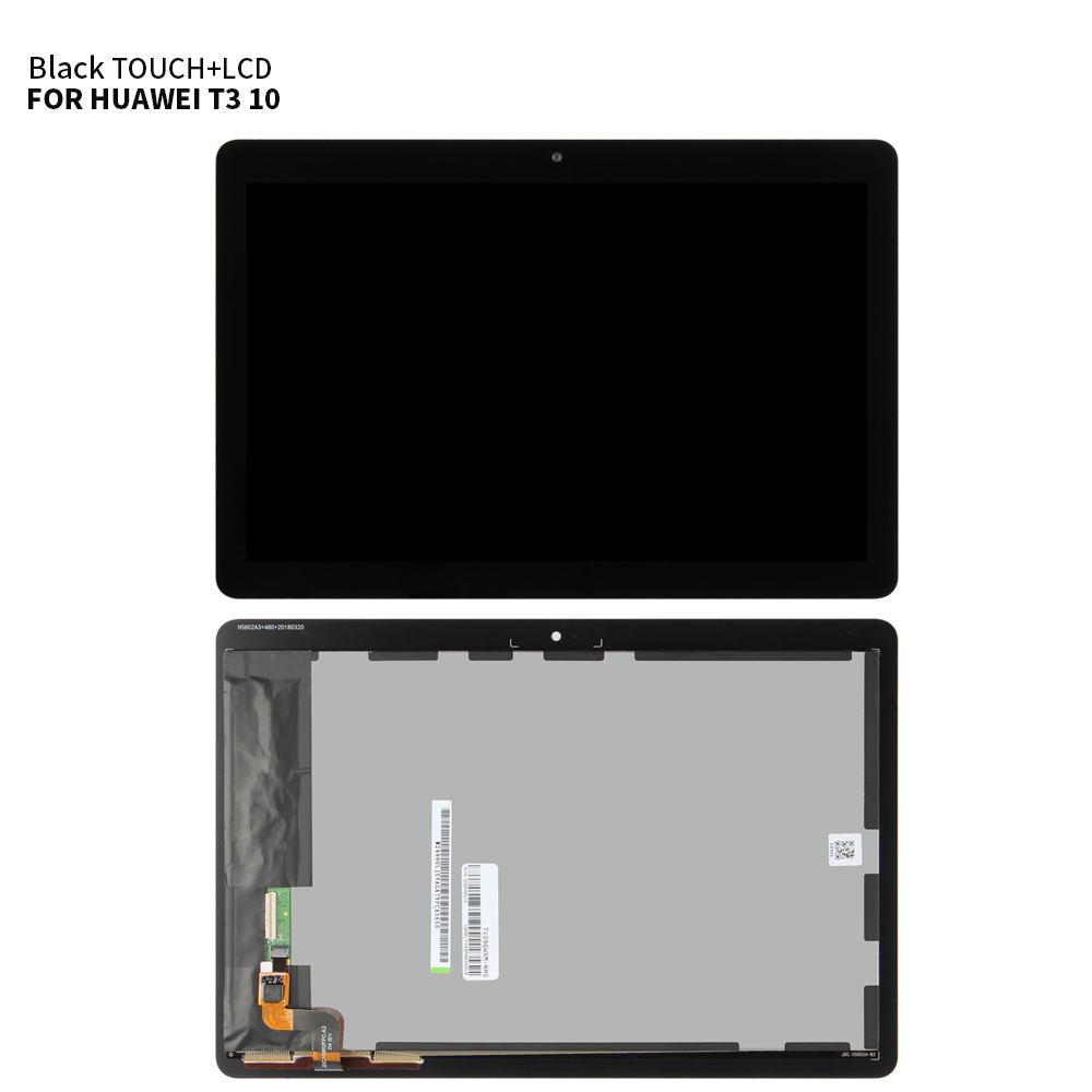 For Huawei MediaPad T3 10 AGS-L09 AGS-W09 AGS-L03 Touch Screen Digitizer Sensor