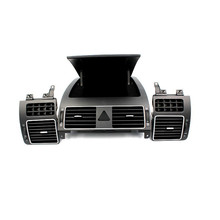 OEM Chrome Air Conditioner Outlet Air AC Vent Ventilation for VW Touran