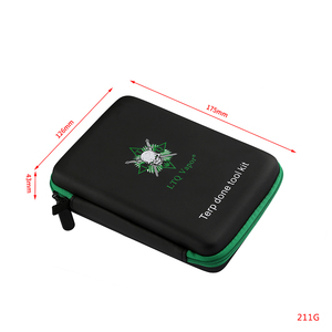 Image 5 - LTQ Dry Herb tools Terp done tool kit Herbal Tool Kit for Airistech Nokiva Kingtons Oval herb Vaporizer Kit