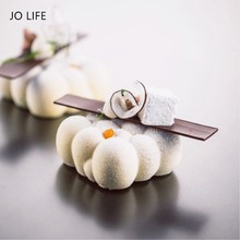 JO LIFE Silicone Cloud Shaped Cake Mold Baking Mousse Chocolate Sponge Moulds Pans Decorating Tools