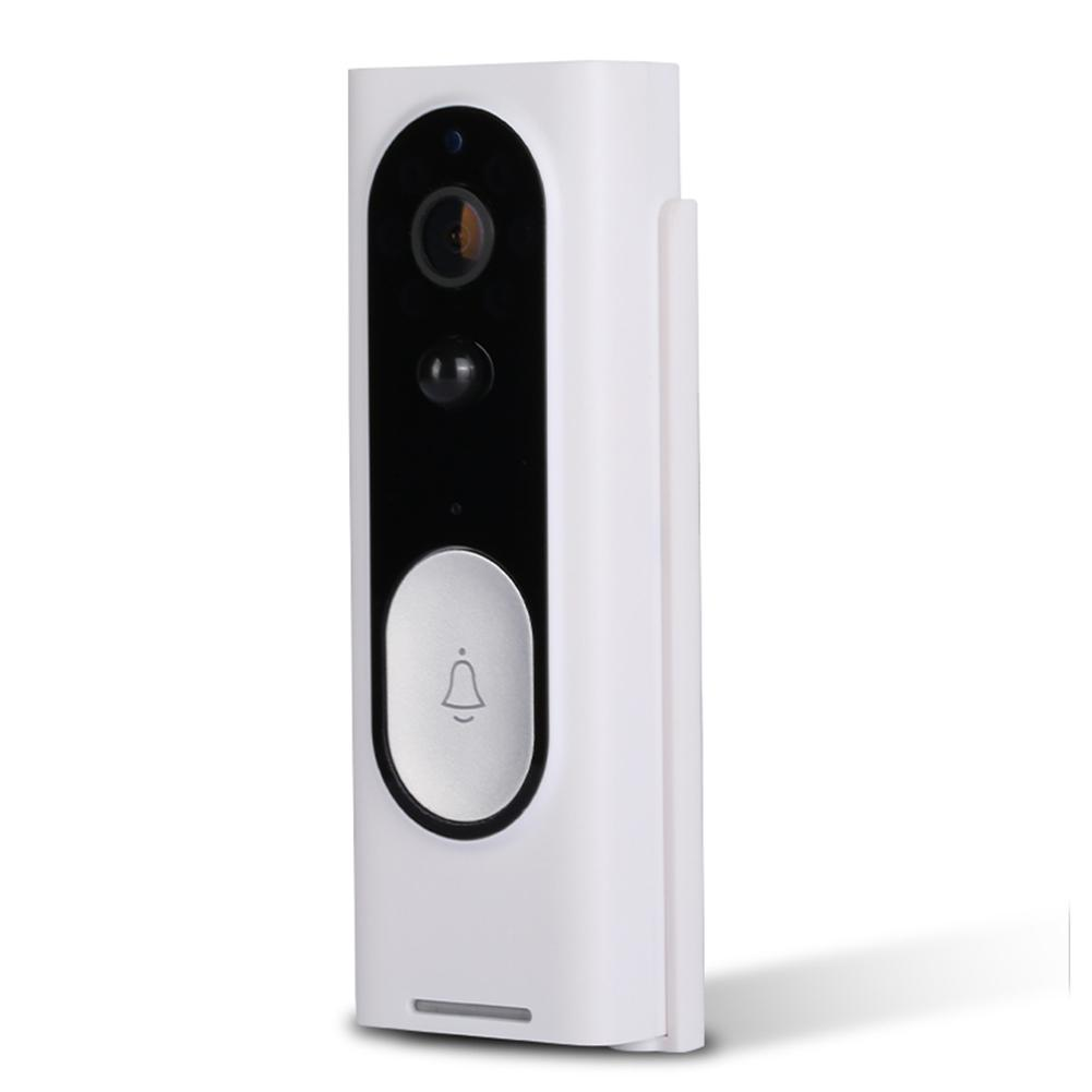 Smart WiFi Video Doorbell Camera Visual Intercom With Chime Night Vision IP Door Bell Wireless Home Security Camera