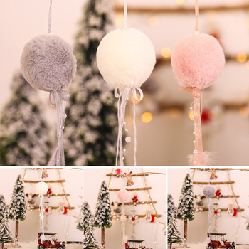 Ozdoby samochodowe świąteczne pluszowe ozdoby świąteczne wiszące ozdoby na choinkę świąteczny sezon wiszące ozdoby pluszowe f-best tanie i dobre opinie CN (pochodzenie)
