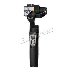 Image 2 - Hohem iSteady Pro 3 A Prova di Spruzzi 3 Assi Handheld Gimble per DJI Osmo Action Gopro Hero 8/7/6/5/4/3 SJCAM YI Cam Telecamere di Azione