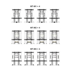 Image 5 - 12pcs Original VOOPOO Maat Tank Coils 0.13ohm 0.17ohm 0.2ohm Maat Tank Core Heads for Alipha Zip Mini Find Electronic Cigarette