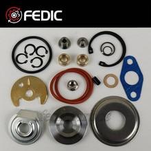 Turbocharger repair kit TF035 49135 04020 28200 4A200 Turbo kits for Hyundai Gallopper 2.5 TDI 99HP D4BH 4D56 TCI 2000 2002