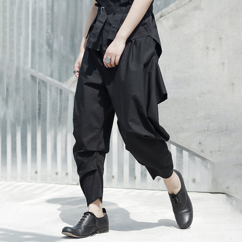 New Loose Pleated Personality 7