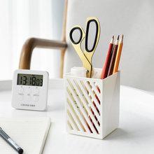 Настольная коробка для хранения ручка держатель многофункциональный