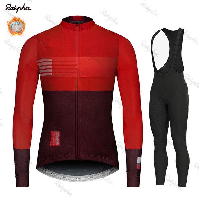 Gobiking pro 2019 new winter warm fleece outdoor cycling men's bicycle mountain bike clothing iron man three tights bike uniform