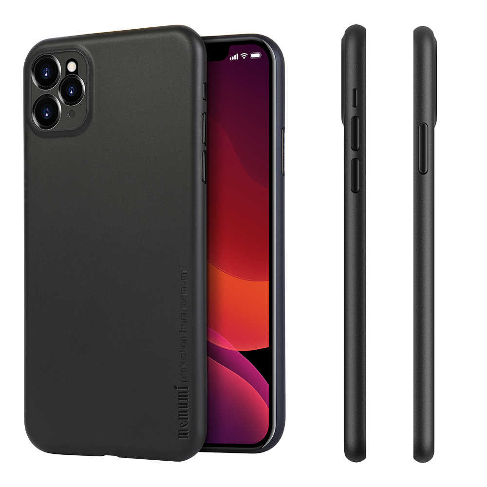 memumi Slim Case for iPhone 11 Pro Max 6,5 inch 2019, 0.3 mm Ultra Slim Matte Finish Coating Thin Fit for iPhone Pro Max Case