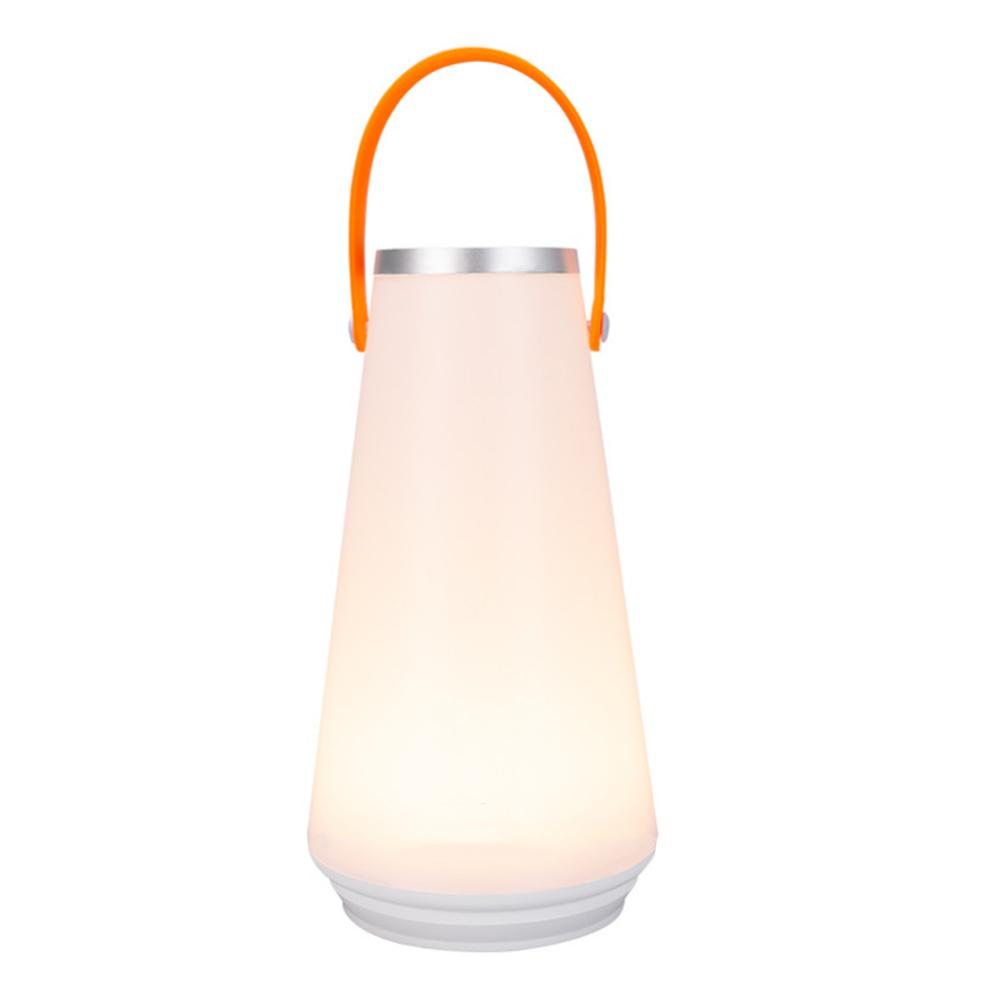 Creative Lovely Portable Wireless LED Home Night Light Table Lamp USB Rechargeable Touch Switch Outdoor Camping Emergency Light in Safety Survival from Sports Entertainment