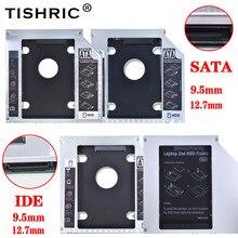 TISHRIC Alumínio 9.5/12.7mm SATA 3.0 2.5