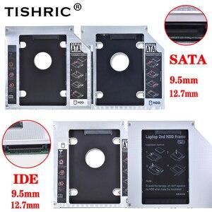 TISHRIC Aluminum 9.5/12.7mm SATA 3.0 2.5