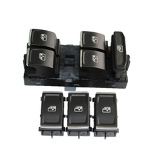 5E0959857 Electric Power Master Window Switch Buttons For Skoda Octavia 2013  2017 Car Accessories