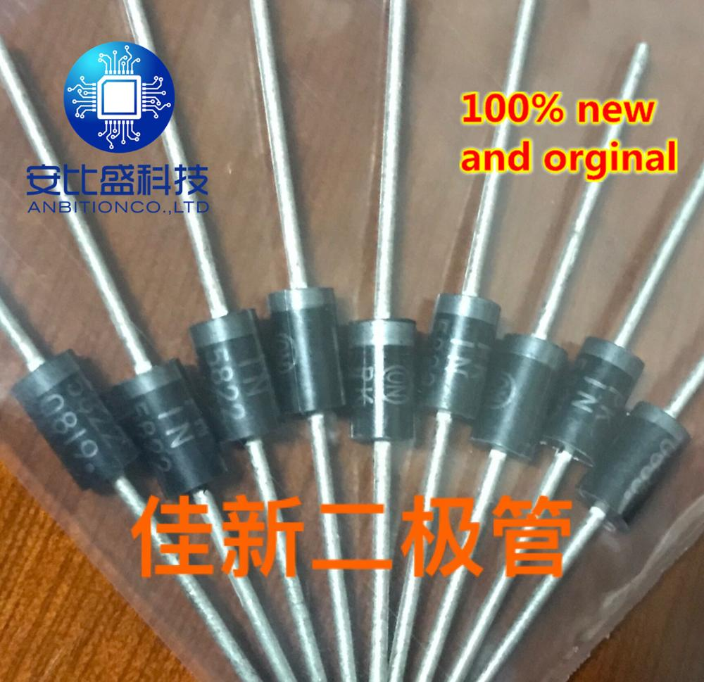 30pcs 100% New And Orginal 1N5822G SB340  In Stock