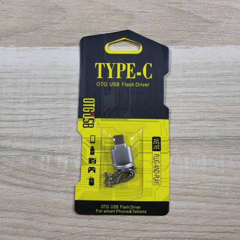 Продвижение type C USB3.0 Алюминиевый мини-адаптер OTG мульти-карт памяти для Micro SD TF для ноутбука Смартфон планшет Cardread