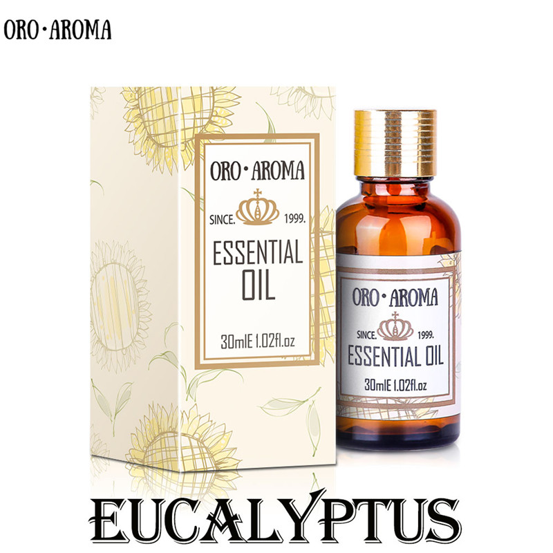 Famous Brand Oroaroma Eucalyptus Oil Relieve Nasal Congestion Headache Eliminate Muscle Ache Eucalyptus Essential Oil