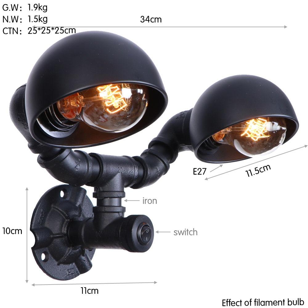 BG324 亚黑 尺寸图 钨丝 英文版