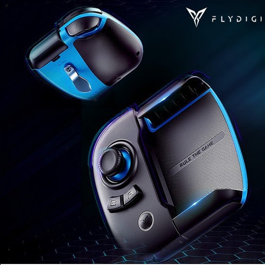 Flydigi Wasp 2Pro WaspX Half Handed gamepad mobile phone controller pubg COD mobile IOS/Android Bluetooth controller геймпад(China)